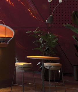 Cafetería Nubel
