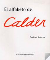 El alfabeto de Calder, 2004