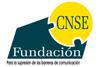 imagen del logo Fundación CNSE