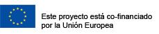 logo UE - Este proyecto está co-financiado por la Unión Europea