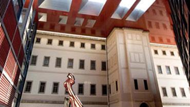 Edificio Sabatini y Nouvel Museo Reina Sofía