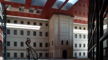 Museo Reina Sofía - Nouvel Sabatini