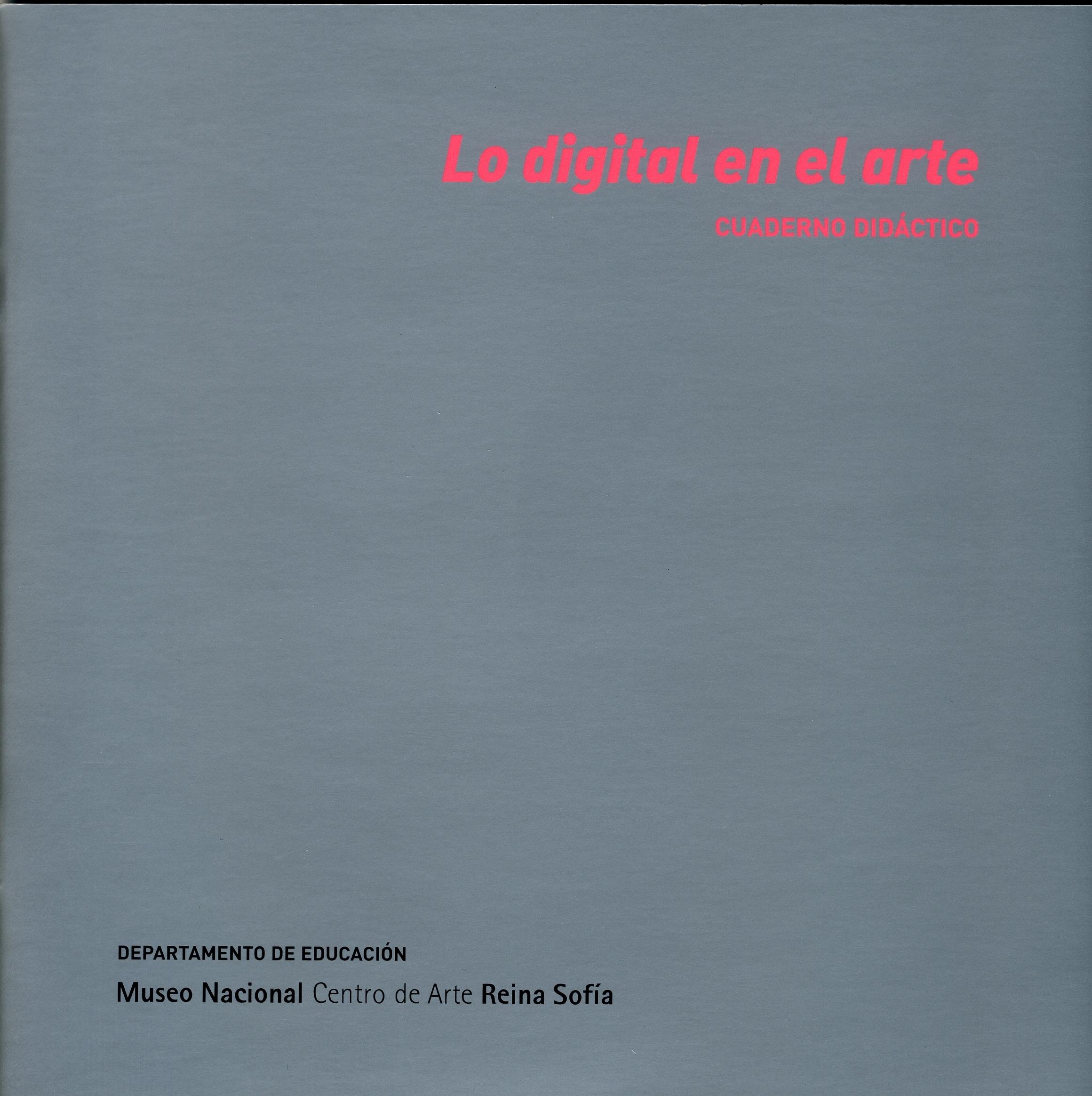 Lo digital en el arte, 2008