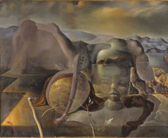 Salvador Dalí. Endless Enigma (Enigma sin fin), 1938