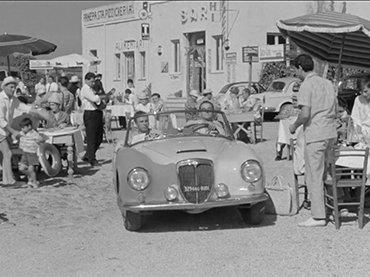 Dino Risi. Il sorpasso (La escapada). Película, 1962, VOSE, b/n, 105'