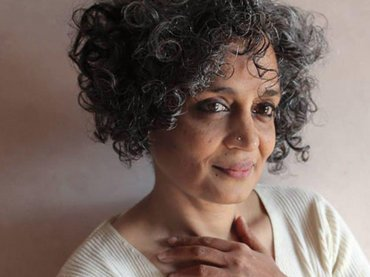 Arundhati Roy. © Mayank Austen Soofi