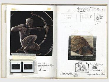 Francesc Abad: Selección de imágenes del DP: Temps Aturat-Jetzeit, 2009. Archivo Lafuente