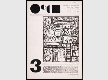 Joaquín Torres-García. Círculo y cuadrado Magazine, n. 3, Asociación de Arte Constructivo, Montevideo, February 1937. Library and Documentation Centre, Museo Nacional Centro de Arte Reina Sofía, Madrid
