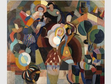 Eduardo Viana. A revolta das bonecas, 1916 Museu Nacional de Arte Contemporânea do Chiado