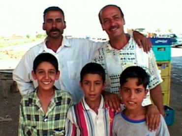 Abbas Fahdel. Homeland (Iraq Year Zero). Before the fall, 2015