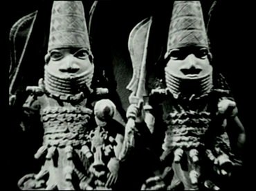 Chris Marker and Alain Resnais. Statues Also Die. Film, 1953