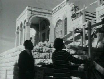 Amos Gitai. La casa. Película, 1980