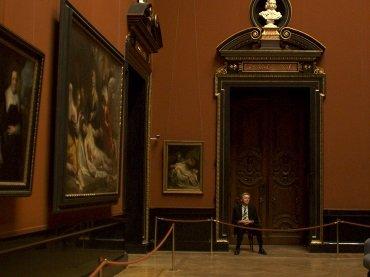 Jem Cohen. Museum Hours. Película, 2012