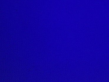 Derek Jarman. Blue. Película, 1993. Cortesía de Basilisk Communication