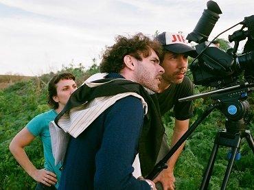 Alejo Moguillansky y Fia-Stina Sandlund. El escarabajo de oro. Película, 2014