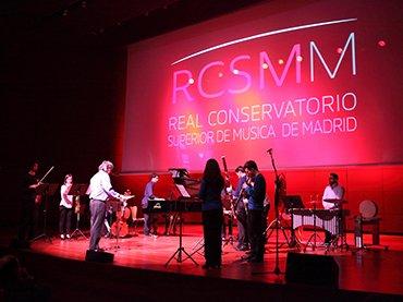 Grupo de Música Contemporánea del RCSMM
