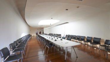 Imagen de la Sala de Patronato, Museo Reina Sofía