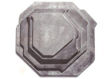 Pablo Palazuelo. Medalla, 1988. Escultura. Museo Casa de la Moneda, Madrid