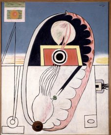 Manuel Angeles Ortiz. Sin titulo, 1929-1933. Pintura. Colección Museo Nacional Centro de Arte Reina Sofía, Madrid
