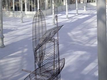 Kcho. No me agradezcan el silencio, 1997-1999. Escultura. Colección Museo Nacional Centro de Arte Reina Sofía, Madrid