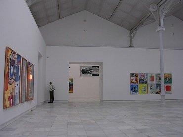 Exhibition view. Martin Kippenberger. Pinturas, 2004. Photo: Estudio Enguita & Lasso de la Vega