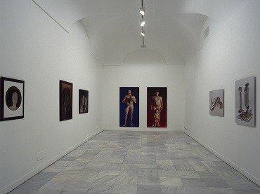 Exhibition view. Aziz + Coucher. Quimeras e interiores, 1999