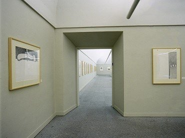 Exhibition view. Cristino de Vera. Drawings, 1996