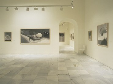 Exhibition view. Gao Xingjiang, 2002
