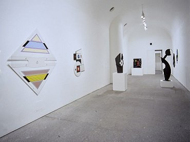 Exhibition view. Arte MADI, 1997