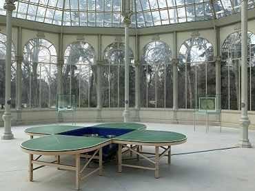 Vista de sala de la exposición. Gabriel Orozco, 2005