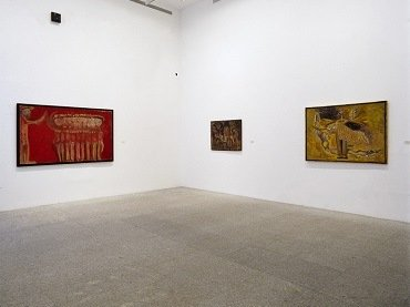 Exhibition view. Juan Soriano. Retrospective 1937-1997, 1997