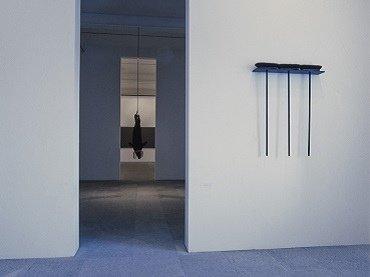 Exhibition view. Rosemarie Trockel, 1992