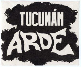 Tucumán Arde (1968). Roberto Jacoby // Archivo en uso