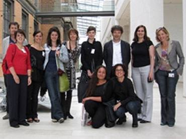 Participantes Proyecto PRACTICs Museo Reina Sofía