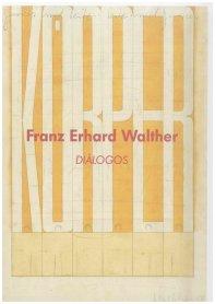 Catálogo Franz Erhard Walther. Diálogos