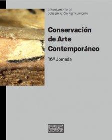 Conservación de Arte Contemporáneo 16ª Jornada