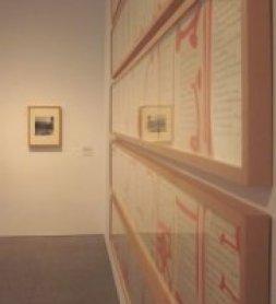 Vista de la Sala 401. Museo Reina Sofía, 2010