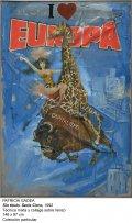 Patricia Gadea. Sin títuloSerie Circo, 1992. Colección particular