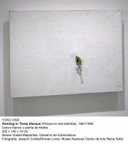 Yoko Ono, Painting in Three Stanzas (Pintura en tres estrofas), 1961-1990