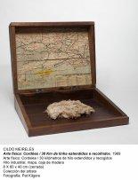 Cildo Meireles, Arte Física: Cordões, 1969