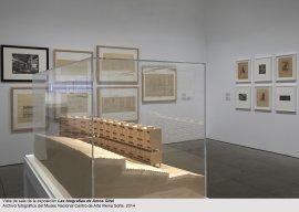 Las biografías de Amos Gitai, vista de sala / gallery view (imagen 3)