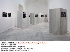 Andreas Fogarasi. La ciudad de color / Vasarely Go Home(imagen 12)
