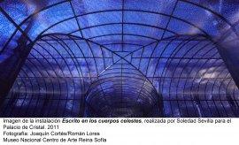 Soledad Sevilla. Escrito en los cuerpos celestes(imagen 10)