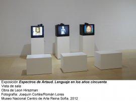 Espectros de Artaud.  Lenguaje y arte en los años cincuenta(imagen 11)