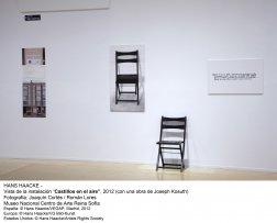 Hans Haacke.  Castillos en el aire(imagen 10)