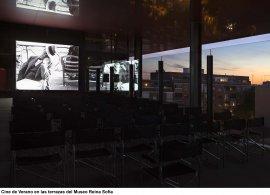 Cine de verano en las terrazas del Reina Sofía