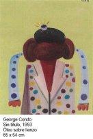George Condo, Sin título, 1993