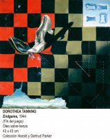 Endgame (Fin de juego), 1944. Dorothea Tanning.