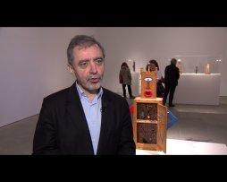 Declaraciones del comisario y director del Museo, Manuel Borja-Villel