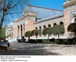 Museo Reina Sofía. Palacio de Velázquez, Parque del Retiro (Madrid)